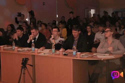 """Школьная Лига КВН ГО """"Охинский"""" 2018"""